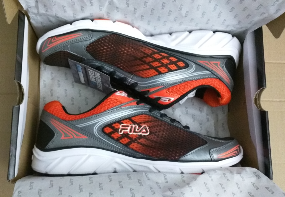 FILA Narrow Escape Training Shoe for $22 with free S&H